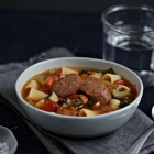 Beef Winter Minestrone Soup